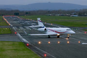 G-PULA - Bristol Aircraft Services Dassault Falcon 2000LX aircraft