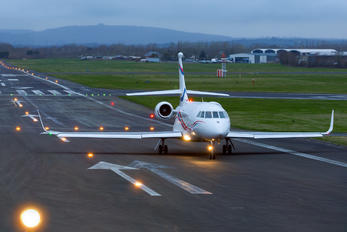 G-PULA - Bristol Aircraft Services Dassault Falcon 2000LX