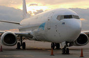 OE-IAJ - ASL Airlines Boeing 737-400SF aircraft