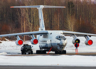 RF-94283 - Russia - Air Force Ilyushin Il-78