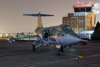 D-8282 - Netherlands - Air Force Lockheed F-104G Starfighter