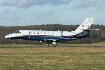 CN-TLA - Private Cessna 680 Sovereign