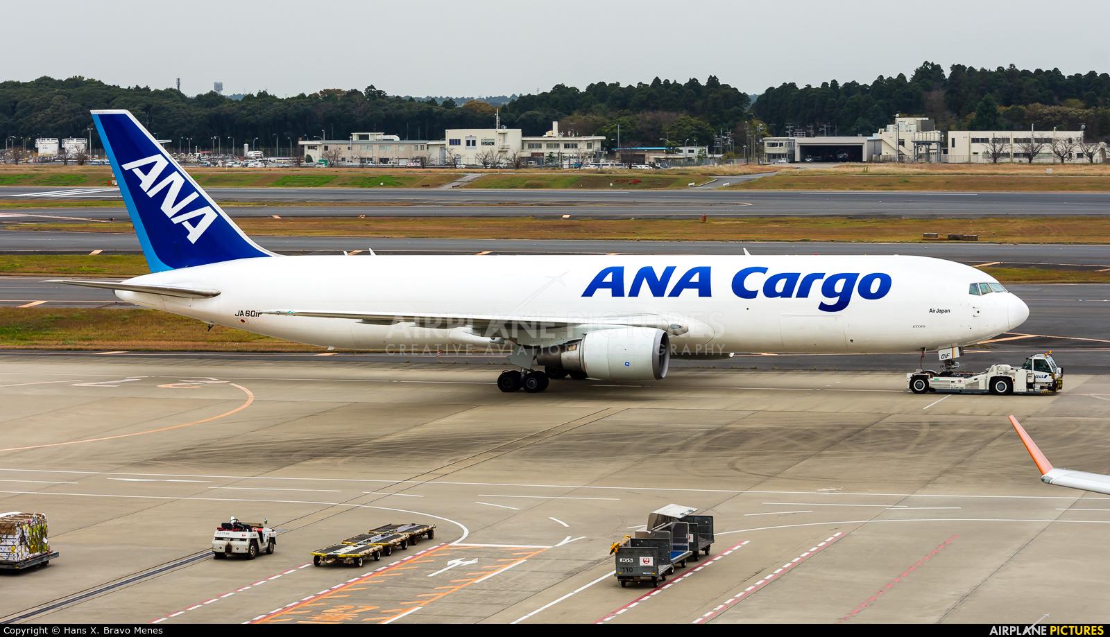 JA601F - ANA Cargo Boeing 767-300 at Tokyo - Narita Intl | Photo ID