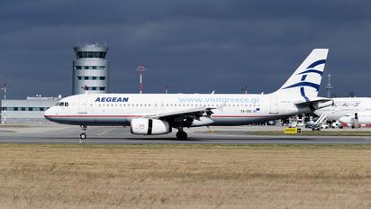 SX-DGI - Aegean Airlines Airbus A320