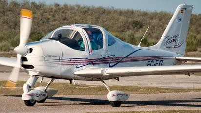 EC-FY7 - Private Tecnam P2002JR Sierrra