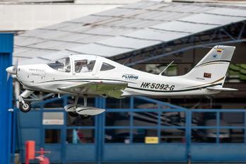 HK-5092-G - Flying Center Tecnam P2002 JF