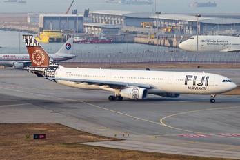 DQ-FJW - Fiji Airways Airbus A330-300