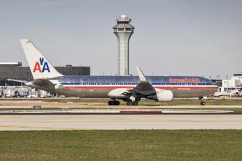 N353AA - American Airlines Boeing 767-300ER