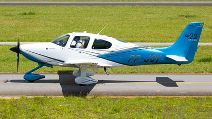 PP-JOY - Private Cirrus SR22