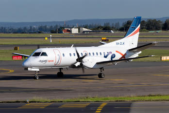 VH-ZLK - Regional Air Express (REX) SAAB 340