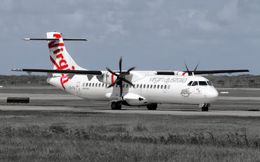 VH-FVI - Virgin Australia ATR 72 (all models)