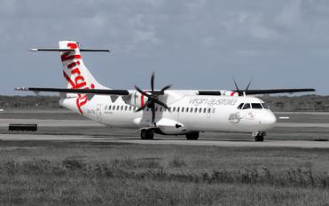 VH-FVI - Virgin Australia ATR 72 (all models)