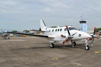 HR-AXL - Private Beechcraft 90 King Air