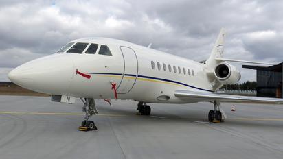 F-HLPN - Private Dassault Falcon 2000 DX, EX