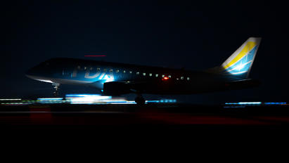 JA02FJ - Fuji Dream Airlines Embraer ERJ-170 (170-100)