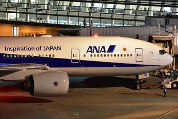 JA716A - ANA - All Nippon Airways Boeing 777-200ER