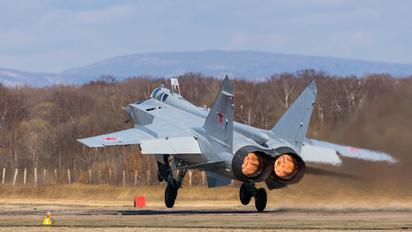 82 - Russia - Air Force Mikoyan-Gurevich MiG-31 (all models)