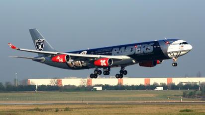 9M-XAC - AirAsia X Airbus A340-300