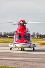 - - CHC Netherlands Agusta Westland AW139