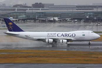 TC-ACR - Saudi Arabian Cargo Boeing 747-400F, ERF
