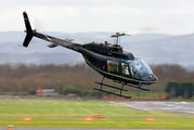 G-BLGV - Heli-Flight Bell 206B Jetranger aircraft