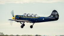 EC-IAL - Private Yakovlev Yak-52 aircraft
