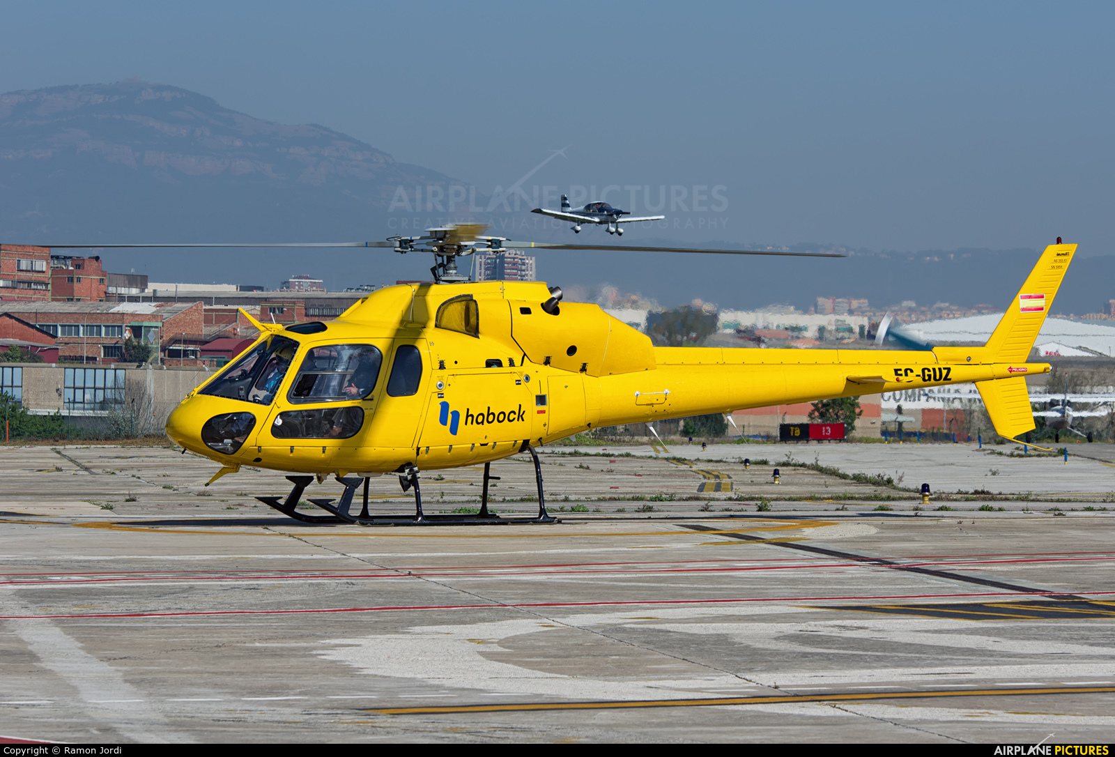 Habock Aviation Group EC-GUZ aircraft at Sabadell