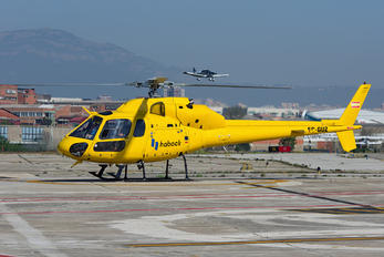 EC-GUZ - Habock Aviation Group Eurocopter AS355 Ecureuil 2 / Squirrel 2