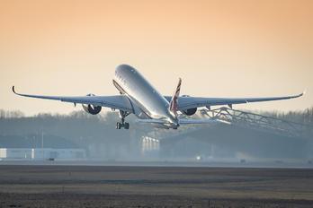 A7-ALE - Qatar Airways Airbus A350-900