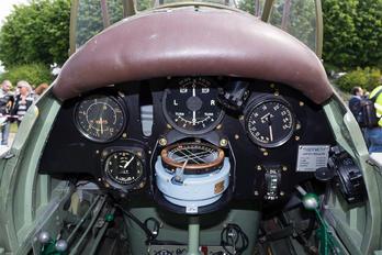 I-BANG - Private de Havilland DH. 82 Tiger Moth