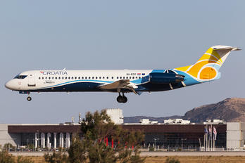 9A-BTE - Trade Air Fokker 100