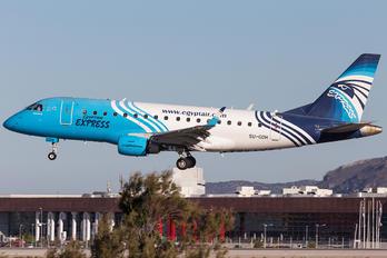 SU-GDH - Egyptair Express Embraer ERJ-170 (170-100)