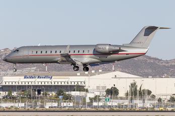9H-ILY - Vistajet Bombardier Challenger 600