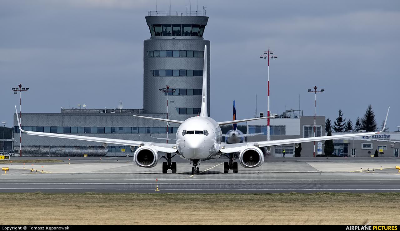 Air Explore OM-GEX aircraft at Rzeszów-Jasionka