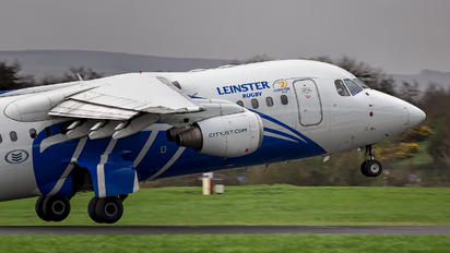 EI-RJX - CityJet British Aerospace BAe 146-200/Avro RJ85