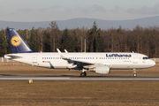 D-AIUD - Lufthansa Airbus A320 aircraft