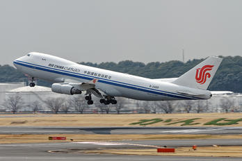 B-2409 - Air China Cargo Boeing 747-400F, ERF