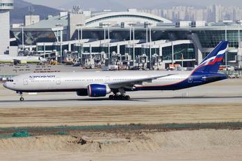 VQ-BQF - Aeroflot Boeing 777-300ER