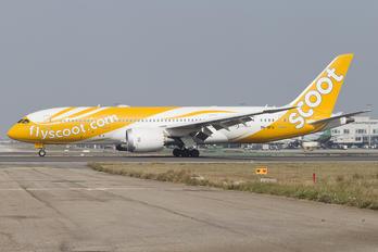 9V-OFG - Scoot Boeing 787-8 Dreamliner