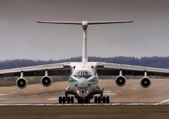 7T-WUI - Algeria - Air Force Ilyushin Il-76 (all models)