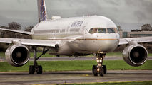 N33132 - United Airlines Boeing 757-200 aircraft