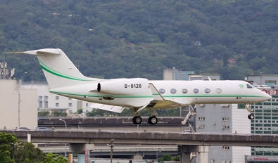 B-8128 - Private Gulfstream Aerospace G-IV,  G-IV-SP, G-IV-X, G300, G350, G400, G450