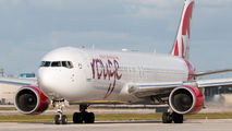 C-GHLT - Air Canada Rouge Boeing 767-300 aircraft