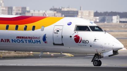 EC-LPN - Air Nostrum - Iberia Regional Canadair CL-600 CRJ-1000