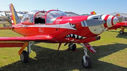 "ST-15 - Belgium - Air Force ""Les Diables Rouges"" SIAI-Marchetti SF-260"