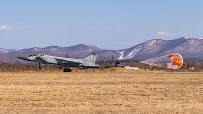 RF-92469 - Russia - Navy Mikoyan-Gurevich MiG-31 (all models)
