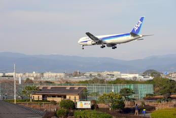 NH565 - ANA - All Nippon Airways Boeing 767-300
