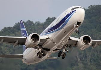 HS-NGH - Newgen Airways Boeing 737-86J