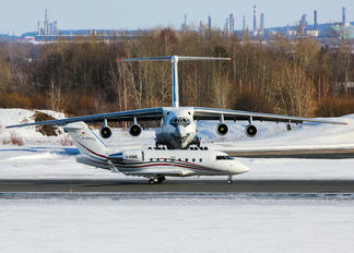 D-AONE - Air Alliance Canadair CL-600 Challenger 604