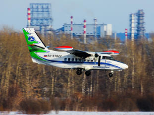 RA-67022 - KomiAviaTrans LET L-410UVP-E Turbolet